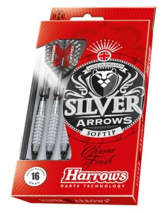 Lotki Harrows Silver Arrow Softip